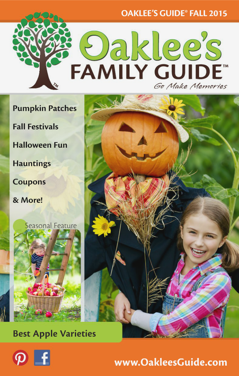 Oaklee's Family Guide Fall 2015