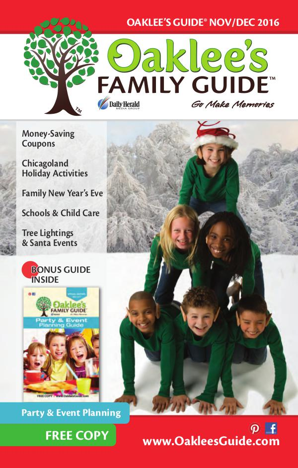 Oaklee's Family Guide November/December 2016