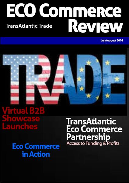 SMART Community Review (SCR) May/June 2014  TransAtlantic Eco Commerce