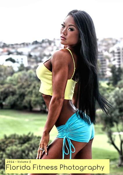 Florida Fitness Photography Volume 5 featuring Belinda Kiriakou