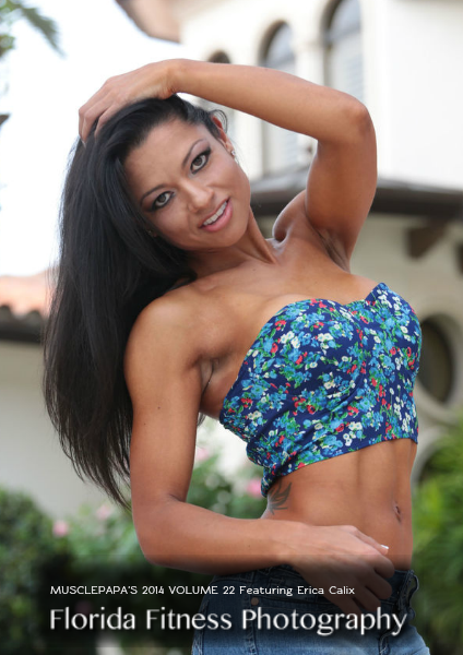 Florida Fitness Photography Volume 22 Featuring Erica Calix