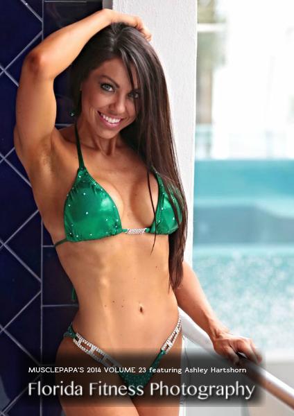 Florida Fitness Photography Volume 23 Featuring Ashley Hartshorn