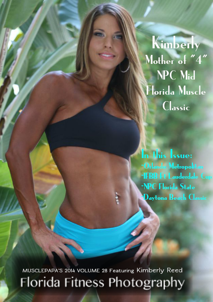 Florida Fitness Photography Volume 28 featuring Kimberly Reed