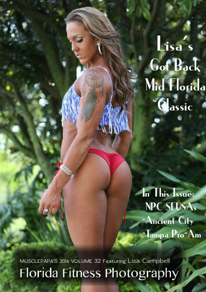 Florida Fitness Photography Volume 32 featuring Lisa Campbell