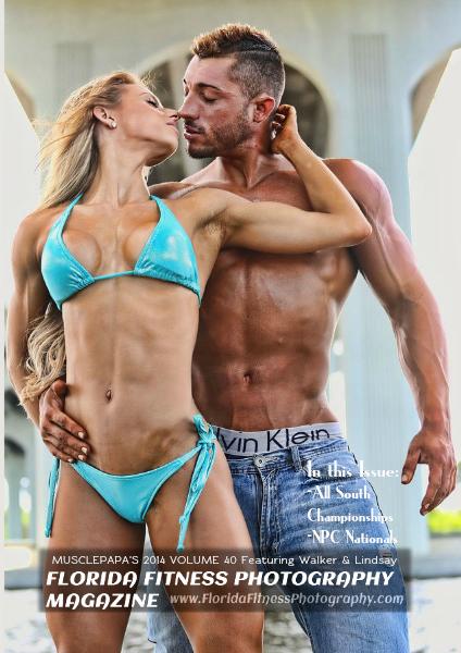Florida Fitness Photography Volume 40