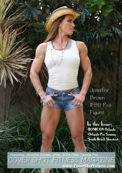 Issue 4 Featuring Jennifer Brown