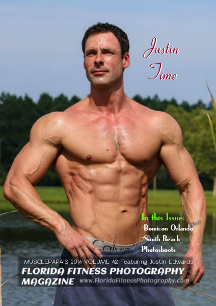 Florida Fitness Photography Volume 42 Featuring Justin Edwards