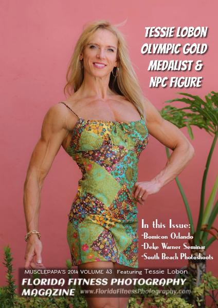 Florida Fitness Photography Volume 43 featuring Tessie Lobon