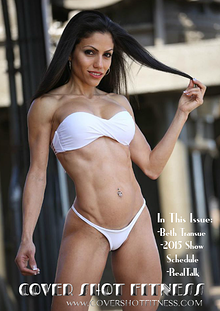 Cover Shot Fitness Magazine