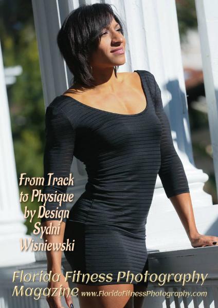 Florida Fitness Photography Volume 45 Featuring Sydni Wisniewski