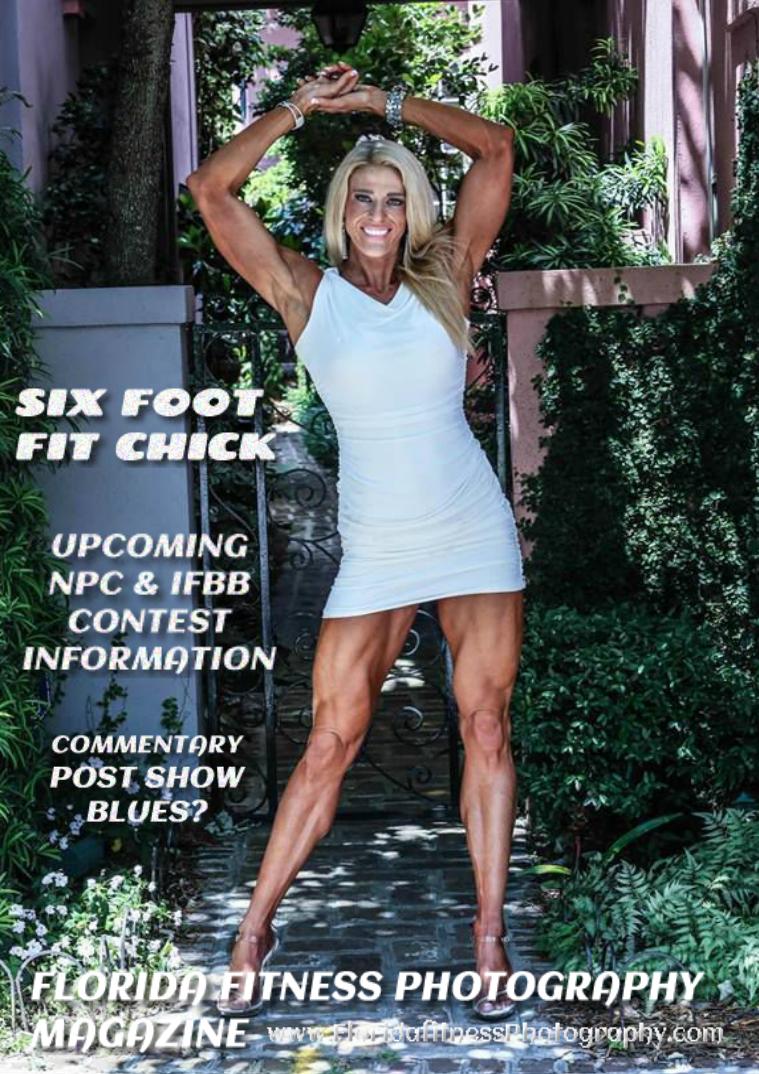 Florida Fitness Photography Volume 62 featuring Jennifer Keller