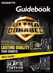 GIGABYTE Guidebook