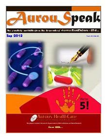 AurouSpeak - The quarterly newsletter from Aurous HealthCare CRO