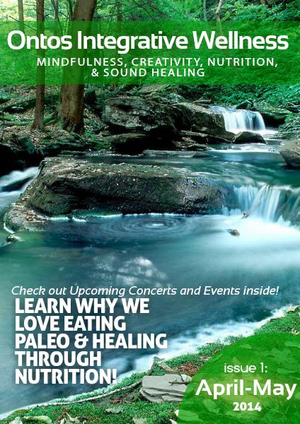 Ontos Integrative Wellness April-May 2014