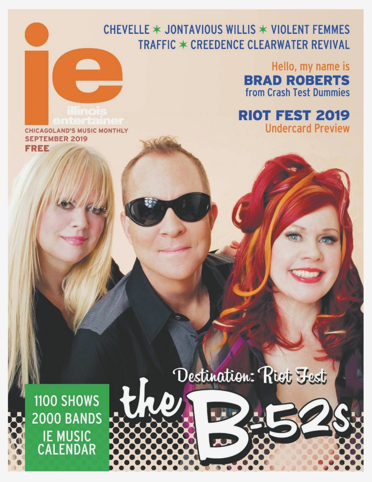 Illinois Entertainer September 2019