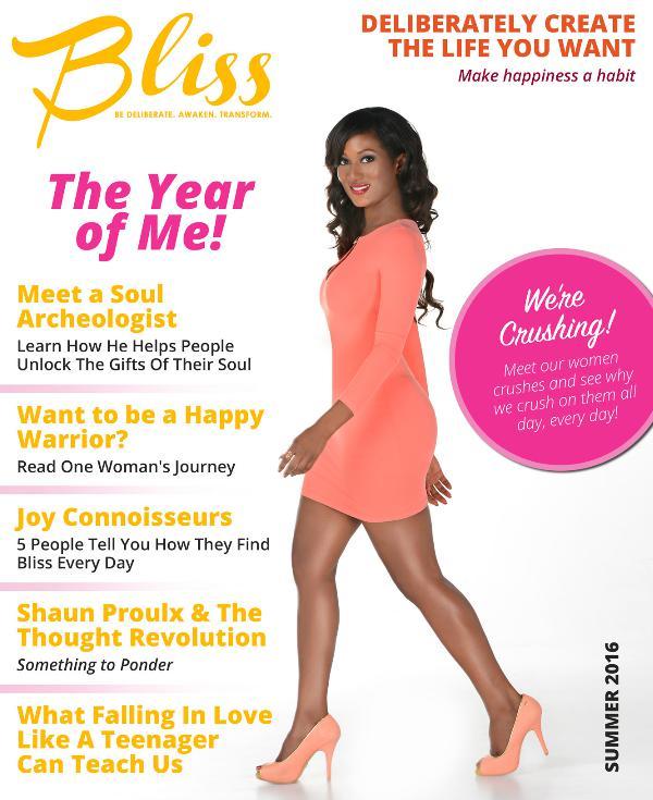 Bliss Magazine Summer 2016 Issue