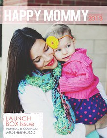 HAPPY MOMMY MAGAZINE