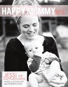 HAPPY MOMMY MAGAZINE December 2013