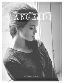 Angelic Magazine MOCK