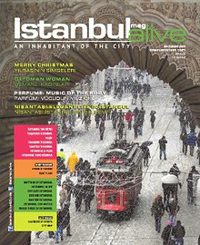 Istanbul Alive Mag. 6th issue