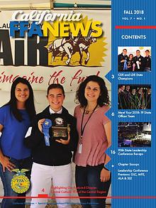 California FFA News