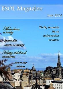 ESOL Magazine June