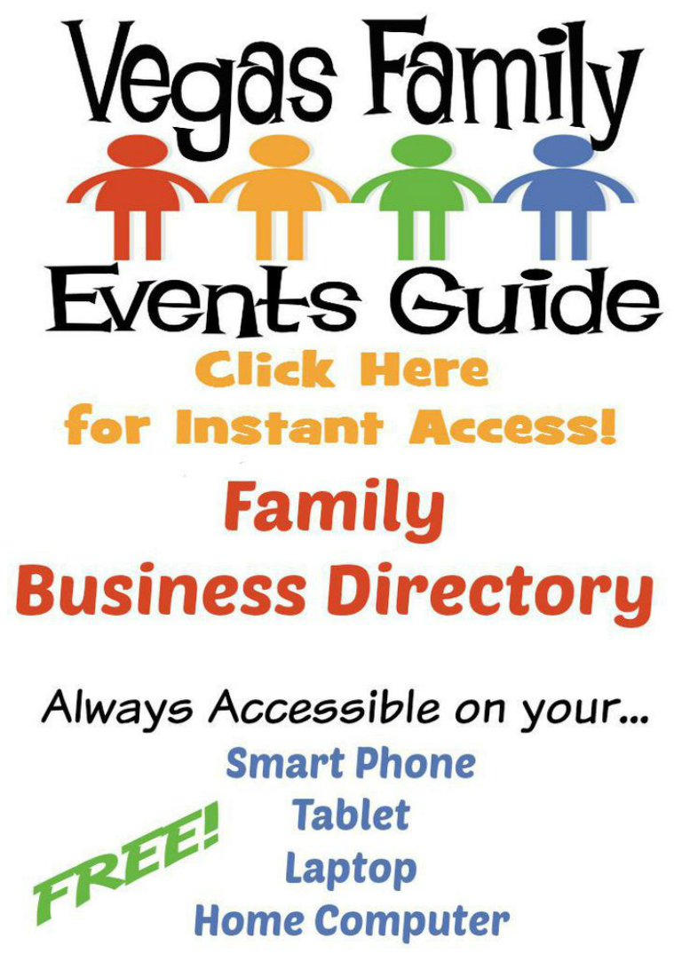 Vegas Family Guide - Kids Business Directory