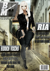 BMV Issue #1 jan. 2014
