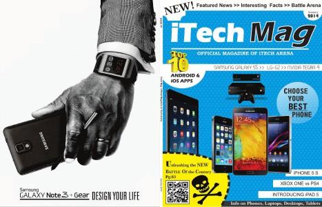 iTech-Mag December 2013