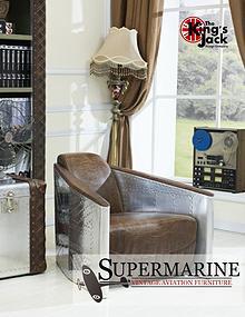 Supermarine Vintage Aviation Furniture