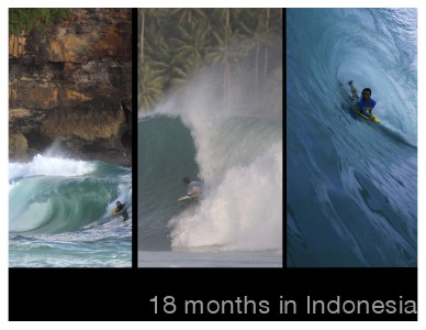 18 months in Indonesia vol. 1