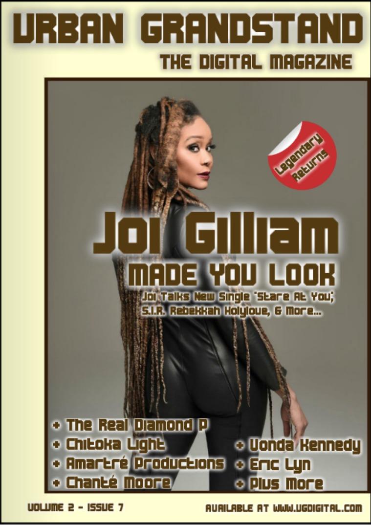 Vol 2, Issue 7 [Joi Gilliam]