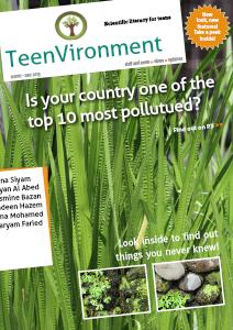 Teen-vironment Volume 1