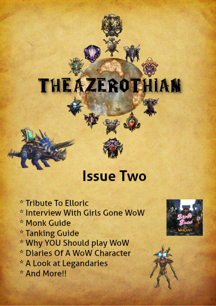 The Azerothian Issue Two