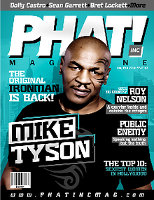 Phat Inc. Magazine