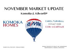 KOMOKA & KILWORTH - NOVEMBER MARKET UPDATE 2013