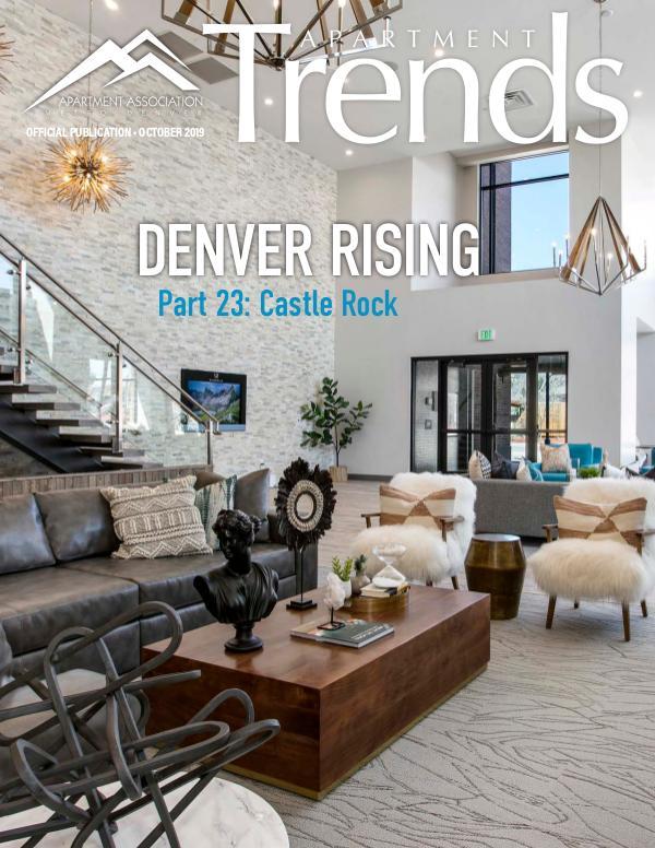 Apartment Trends Magazine October 2019