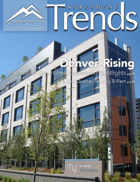 Apartment Trends Magazine August 2014