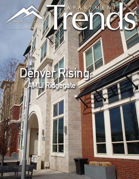 Apartment Trends Magazine May 2015