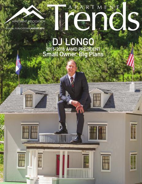 Apartment Trends Magazine August 2015