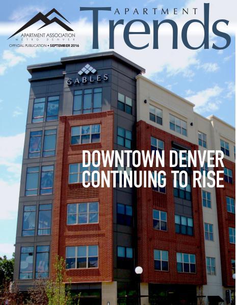 Apartment Trends Magazine September 2016