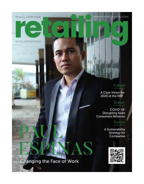Philippine Retailing Magazine Q1 2020