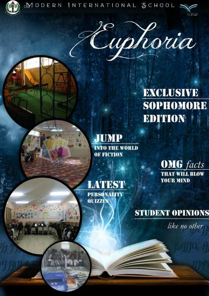 Euphoria April 2013 - March 2014