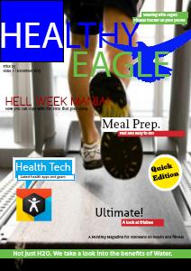 Healthy Eagle December 2013