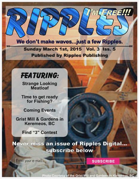 Ripples Digital Vol. 3 Iss. 5 March 2015