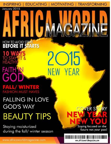 AFRICA WORLD MAGAZINE ISSUE 1