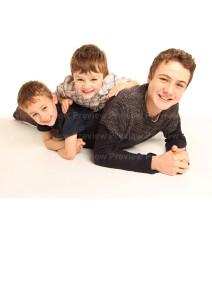 Children's Photos Daniel, Joshua & Matthew