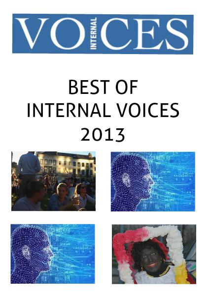 Best of Internal Voices 2013