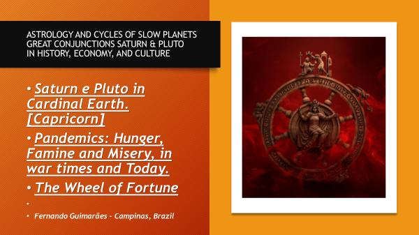 2020 PLUTO and SATURN in Astrology ASTROLOGY AND CYCLES OF SLOW PLANETS