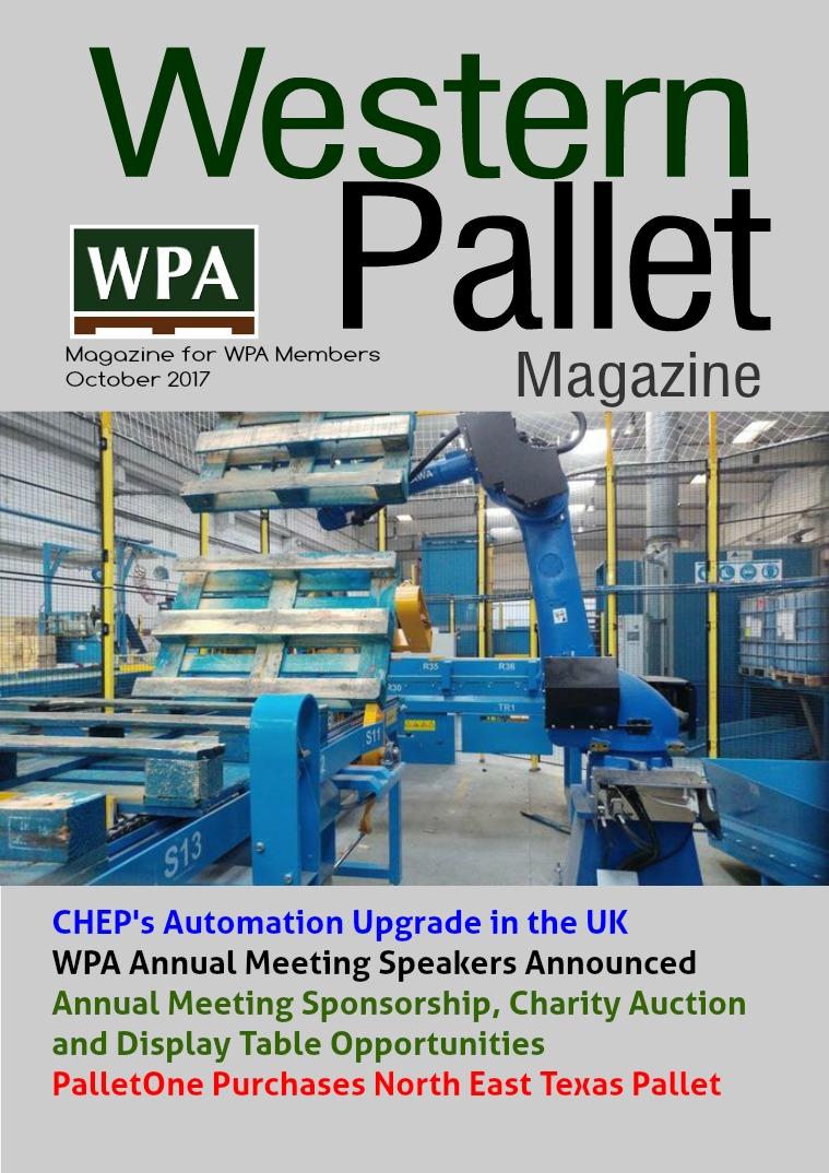 Western Pallet Magazine October 2017